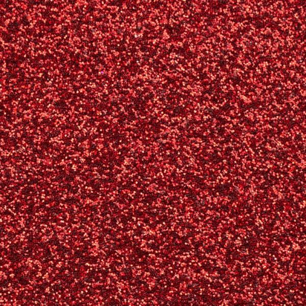 Klebefolie Glitzer Rot - Möbelfolie mit Glitter Effekt