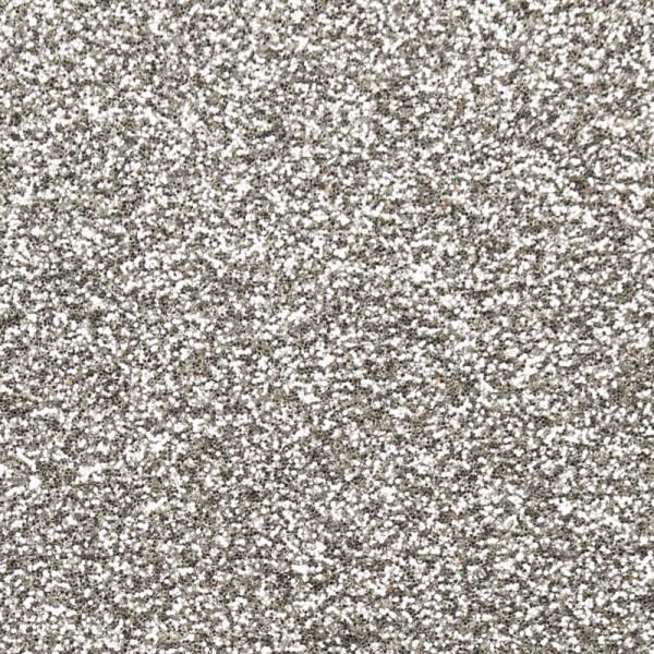 Klebefolie Glitzer Silber