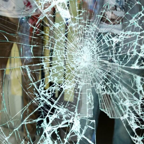 Außen Splitterschutzfolie Klar Transparent - Sicherheitsfolie für Glas