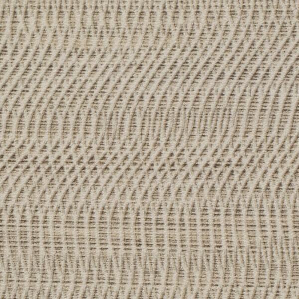 Klebefolie Textil-Optik Wellen Matt Altweiß
