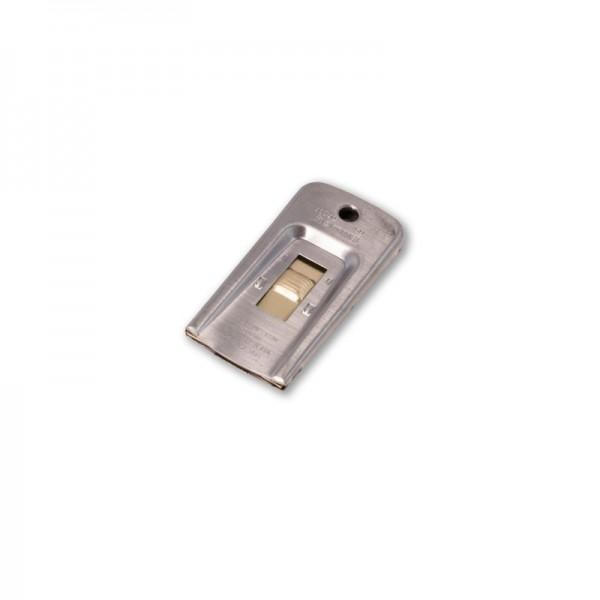 Glasschaber aus Metall - Sicherheitsschaber 4 cm