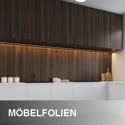 Klebefolie für Möbel und Wände