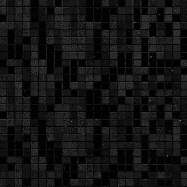 Klebefolie Pixel Schwarz Glänzend
