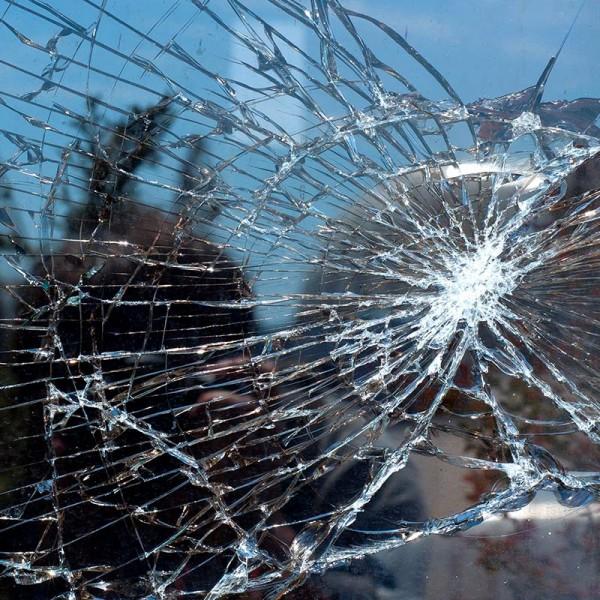 Fenster Splitterschutzfolie Silber verspiegelt