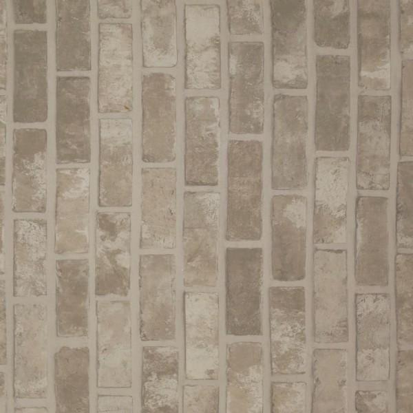 Klebefolie Steinmauer Weiß Grau