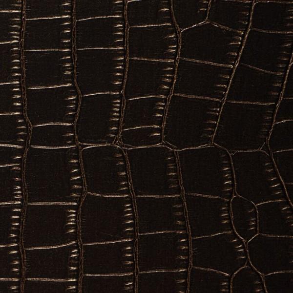 Klebefolie Lederoptik Braun Dunkel - Möbelfolie Leder