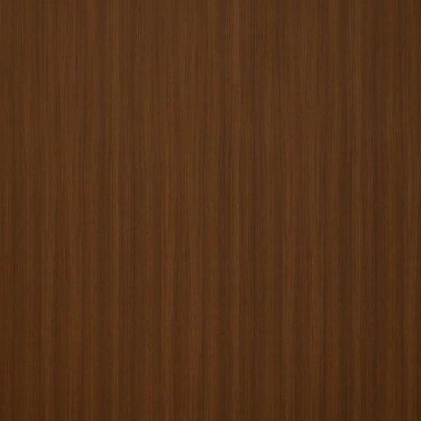 Klebefolie Holzoptik Nussbaum Braun - Fernansicht